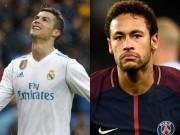 """Ronaldo  """" gỗ từ gốc tới ngọn """" , Real Madrid quyết đổi lấy Neymar"""