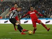 Newcastle - Swansea: 8 phút rượt đuổi hấp dẫn