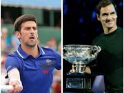 Australian Open: Dọa phế ngôi Federer, Djokovic lộ  vũ khí bí mật