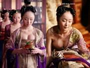 """Bí mật vẻ hấp dẫn của  """" mỹ nữ 18 """"  đóng vai phụ Hoàng Kim Giáp"""