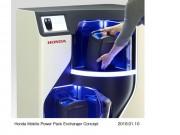 Honda giới thiệu gói pin tiêu chuẩn dành cho xe điện
