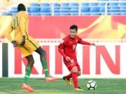 U23 Việt Nam bùng nổ: Quang Hải kèo trái như Messi ghi 2 siêu phẩm