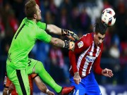 Eibar - Atletico: Nhát kiếm kết liễu từ  người tí hon