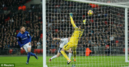 Chi tiết Tottenham - Everton: Hạ màn nhờ tuyệt phẩm (KT) - 5