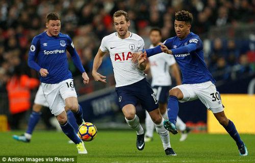 Chi tiết Tottenham - Everton: Hạ màn nhờ tuyệt phẩm (KT) - 6