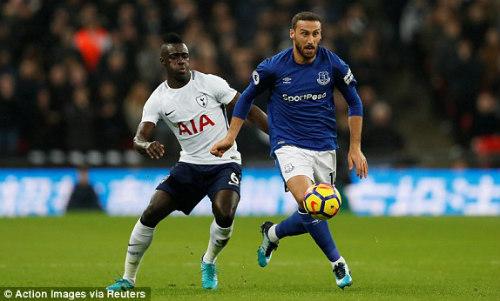 Chi tiết Tottenham - Everton: Hạ màn nhờ tuyệt phẩm (KT) - 4