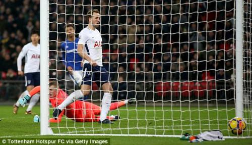 Chi tiết Tottenham - Everton: Hạ màn nhờ tuyệt phẩm (KT) - 8