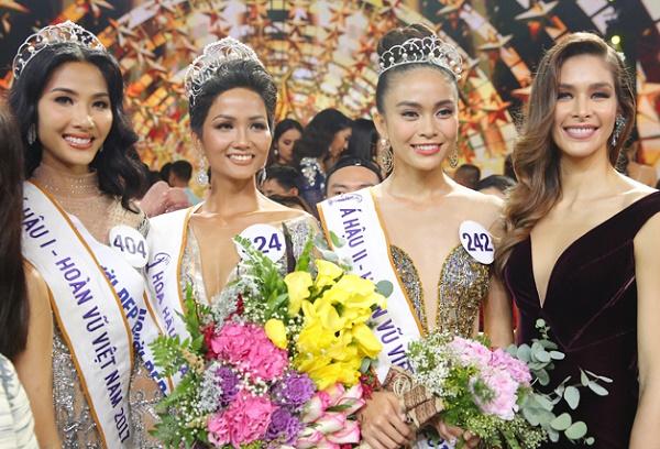 Hoa hậu Hoàn vũ Việt Nam 2017: Hành trình sắc đẹp ấn tượng - 1