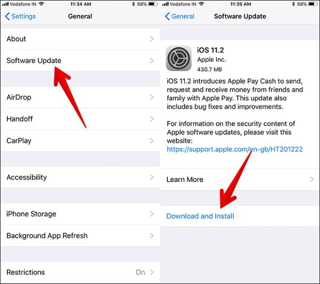 Khắc phục sự cố cáp hoặc phụ kiện không được chứng nhận khi kết nối iPhone - 5