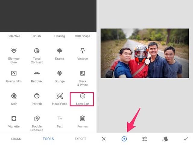 3 ứng dụng chụp ảnh xóa phông trên smartphone