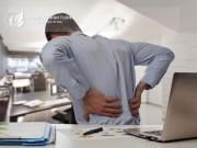 Bệnh đau lưng ở dân văn phòng và cách khắc phục.