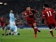 """Góc chiến thuật Liverpool - Man City: Pep bất lực, Klopp  """" liều ăn nhiều """""""