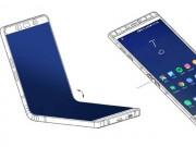 Galaxy X bí mật được công bố tại CES 2018 với màn hình 7,3 inch