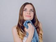 Mùi mồ hôi của chồng giúp phụ nữ giảm căng thẳng