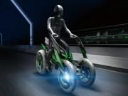 Lộ diện xe Kawasaki mới muốn  đè bẹp  Yamaha Niken