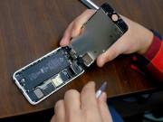 Sai sót này của nhân viên Apple có thể khiến pin iPhone bốc cháy khi thay thế