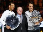 """Bảng xếp hạng tennis 15/1: Australian Open địa chấn nếu Federer  """" hạ bệ """"  Nadal"""