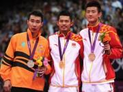 """Cầu lông đỉnh cao: Lee Chong Wei """"đòi nợ"""" Lin Dan, Chen Long"""