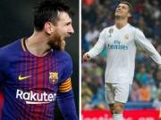 Tiêu điểm V19 La Liga: Vua Real - Ronaldo bẽ mặt, Messi phá kỷ lục 39 năm