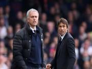 Thuyết âm mưu MU - Mourinho: Tâm lý chiến hại Conte, Chelsea suy sụp