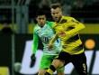 Dortmund - Wolfsburg: Lỡ cơ hội vàng, ôm hận cay đắng