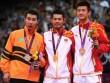 """Cầu lông đỉnh cao: Lee Chong Wei  """" đòi nợ """"  Lin Dan, Chen Long"""