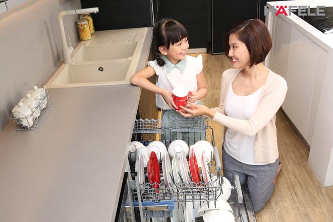 Những lưu ý khi cân nhắc mua máy rửa chén - 1