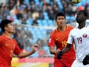 Bị loại cay đắng, cầu thủ Trung Quốc đòi  ' xử '  trọng tài