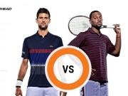 Chi tiết Djokovic - Young: Lần thứ 6 mới thành công (KT) (Vòng 1 Australian Open)