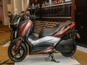 Cận cảnh 2018 Yamaha X-Max 250 dành cho Đông Nam Á