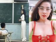 Cô giáo giỏi 3 ngoại ngữ, chơi 4 nhạc cụ và rất sexy