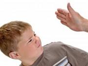 Những trận đòn ảnh hưởng tới con đáng sợ hơn nhiều so với suy nghĩ của cha mẹ