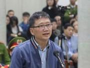Luật sư nói chưa thể khẳng định trong túi chuyển cho Trịnh Xuân Thanh có tiền