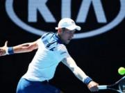 Djokovic - Young: Sức công phá mãnh liệt (vòng 1 Australian Open)