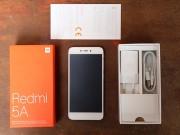 """"""" Đập hộp """"  sớm Xiaomi Redmi 5A giá rẻ sắp trình làng"""