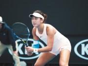 """Australian Open xuất hiện  """" tiên giáng trần """"  16 tuổi: 1m82, đẹp miễn chê"""