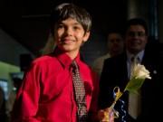 Top thần đồng là sinh viên nhỏ tuổi nhất thế giới