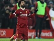 Tin HOT bóng đá tối 16/1: Huyền thoại Liverpool kinh ngạc về Salah