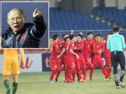 3 điều kiện để U23 VN đè Syria vào tứ kết, Park Hang Seo chọn cửa nào?