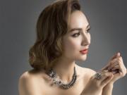 Mix trang sức ngọc trai đẹp sang trọng với đầm dạ hội