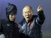 U23 Việt Nam đấu Syria: HLV Park Hang Seo nói gì với học trò?