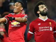 """Bàn thắng đẹp Ngoại hạng Anh V23: Sao MU, Liverpool  """" nã """"  đại bác tưng bừng"""