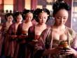 Tiết lộ về áo lót phóng khoáng của phụ nữ thời Đường ở Trung Quốc