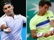 TRỰC  TIẾP tennis Federer - Bedene: Dấu hỏi cho huyền thoại