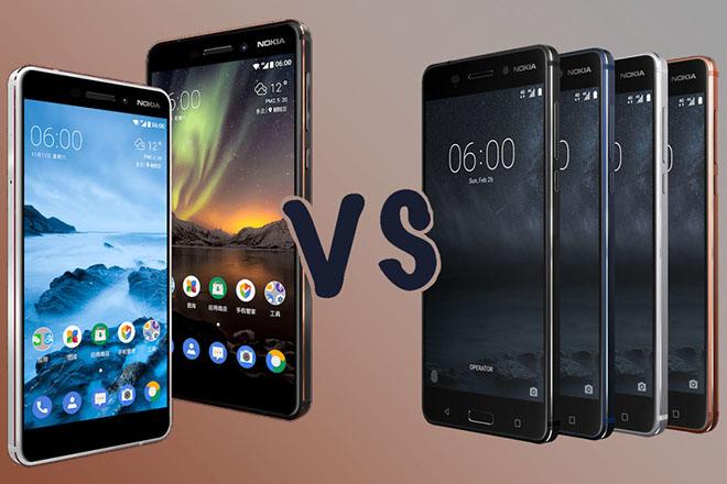 Nokia 6 (2018) khác Nokia 6 cũ ở chấm nào? - 1