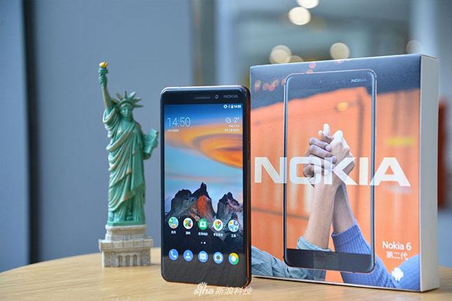 Nokia 6 (2018) khác Nokia 6 cũ ở chấm nào? - 2