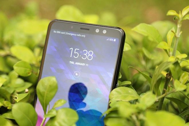 """5 """"vũ khí bí mật"""" mà iPhone 8 Plus nếu chào bại Galaxy A8+ - 2"""