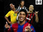 """ Ảo thuật gia ""  Ronaldinho giải nghệ: Messi mang ơn, fan nuối tiếc"