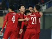 Tin nóng U23 châu Á 17/1: U23 Việt Nam chỉ nghĩ đến chiến thắng