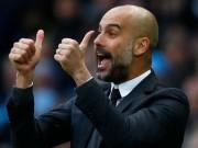 """Pep Guardiola  """" hóa rồng """"  với Man City:  Hơn cả một thiên tài"""